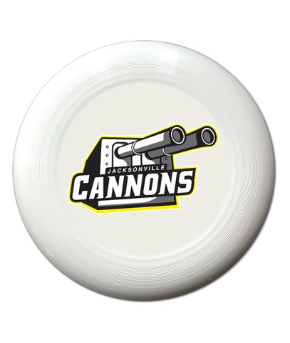 Jacksonville Cannons Disc