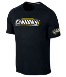 Jacksonville Cannons Men's Dry Fit 'Cutter' Tee
