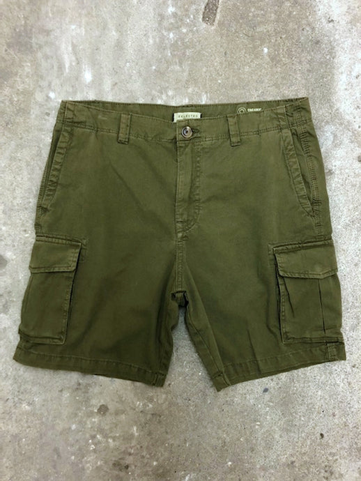 Selected Homme Clay Cargo Shorts