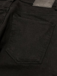 Selected Homme Leon Slim-Fit Stretch Jeans Black