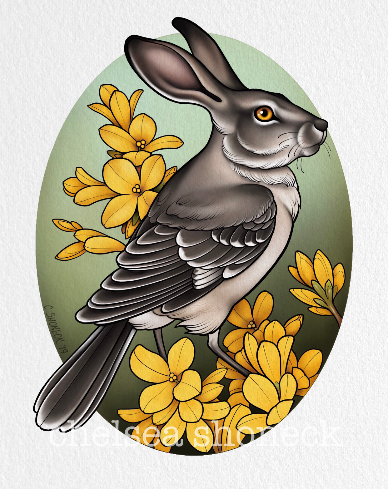 May Bunnybird - Mockingbird