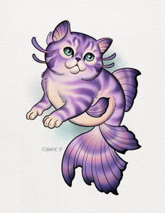 Kittenfish - Purple