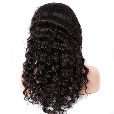 Lace Wigs Loose Deep Wave Lace Front Human Hair Wigs