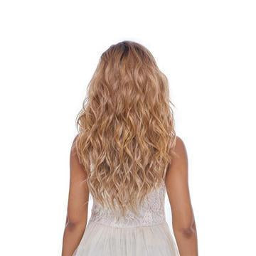 SILK BASE , WAVY STRAIGHT (FLS11)