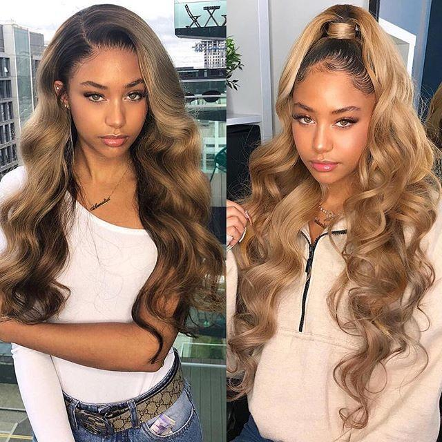HOT LACE WIG