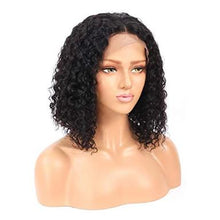 Load image into Gallery viewer, Curly 360 Lace Front Human Hair 100% Brazilian Wig Baby Hair