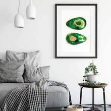 Load image into Gallery viewer, AVOCUDDLE | Avocado Poster | Wall art | Home Decor - Feeb Studio