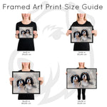 Load image into Gallery viewer, Custom Pet Portrait Art Print - Watercolor