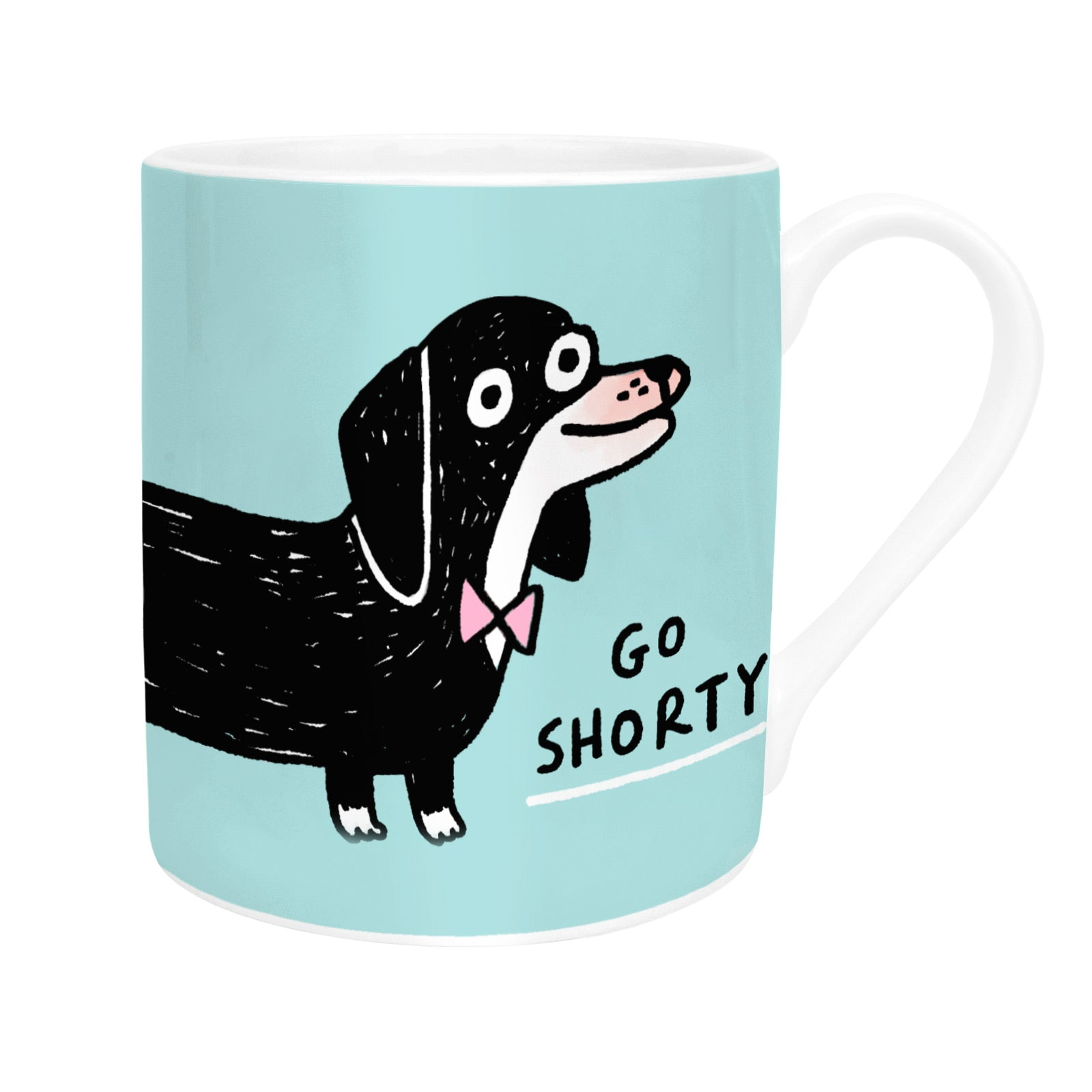 Go Shorty Mug