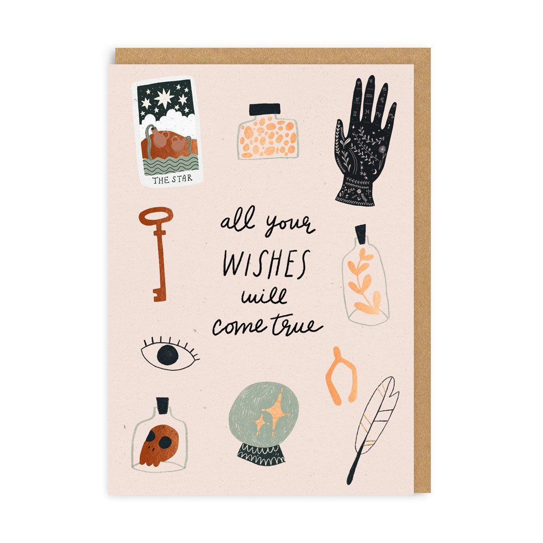Wish Come True Greeting Card