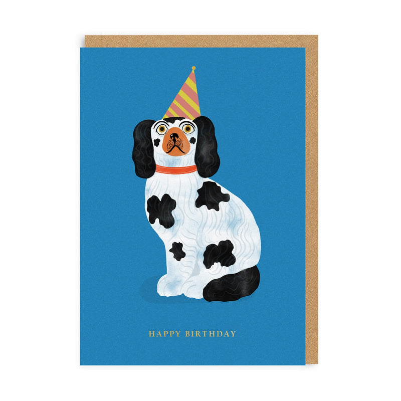 Spaniel Greeting Card