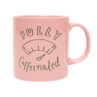 Fully Caffeinated Mug