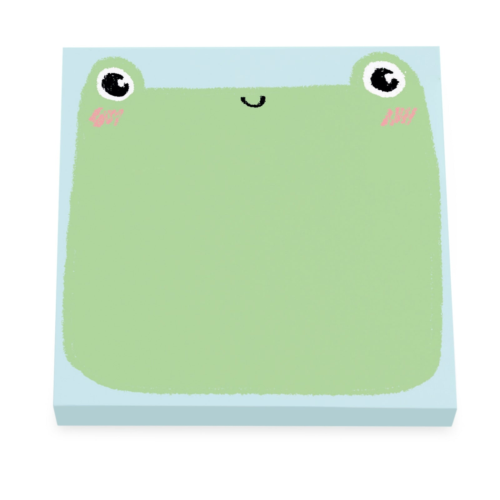 Cute Frog Sticky Notes