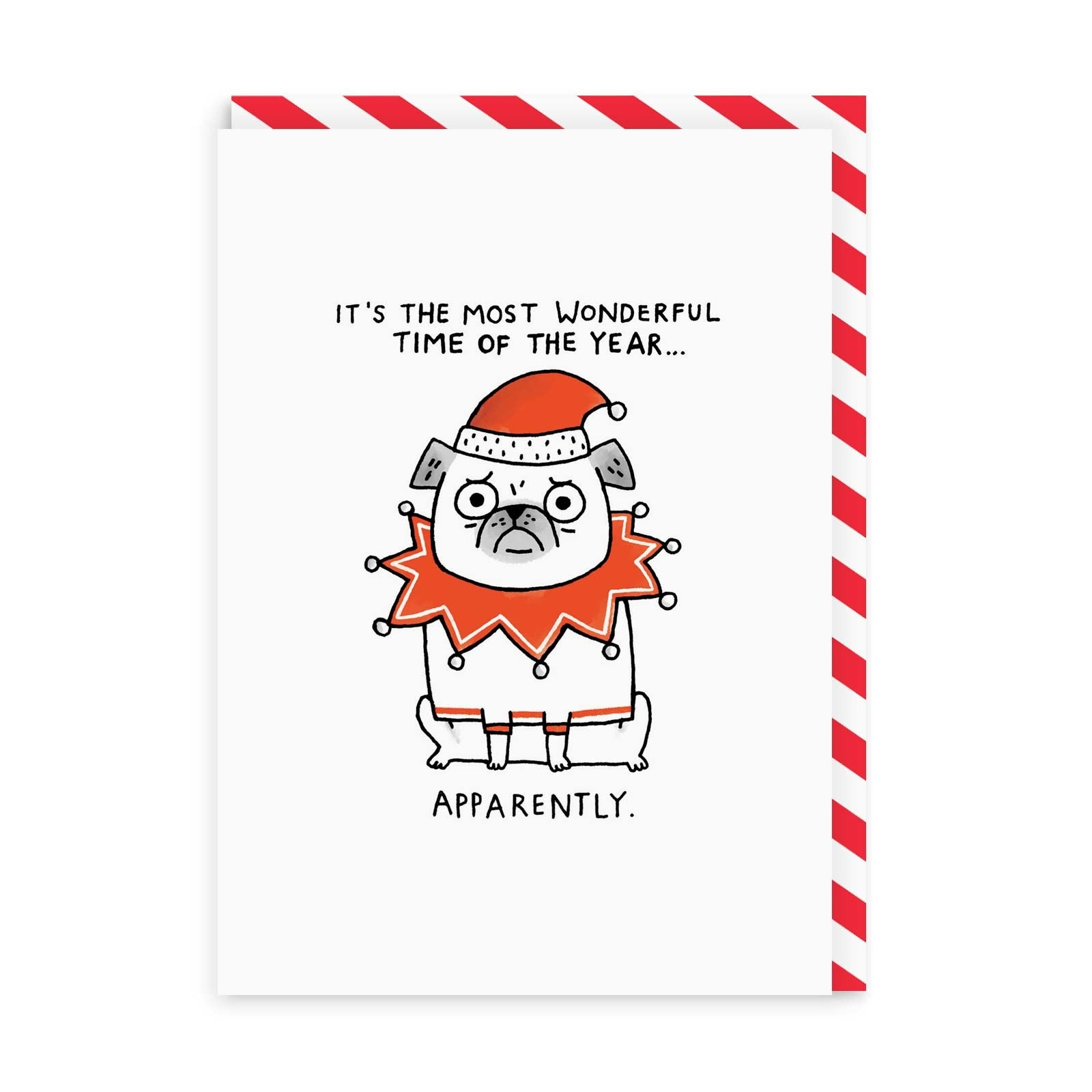 The Most Wonderful Time Of The Year Greeting Card
