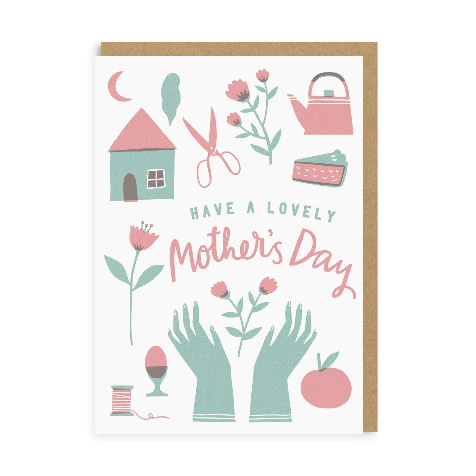 Lovely Mother's Day Greeting Card