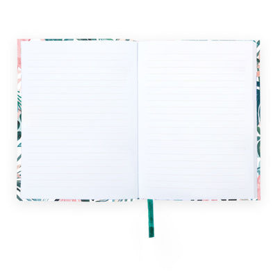 Ohh Deer x Marzia Beach Botanicals A6+ Notebook
