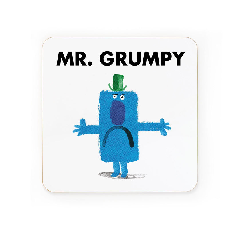 Mr Grumpy Coaster