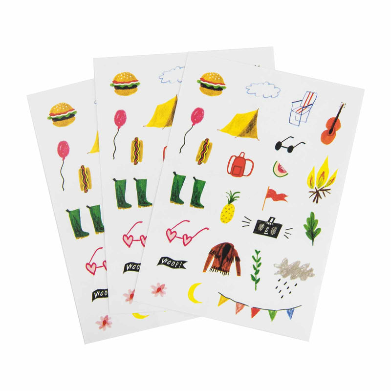 Festival Sticker Pack