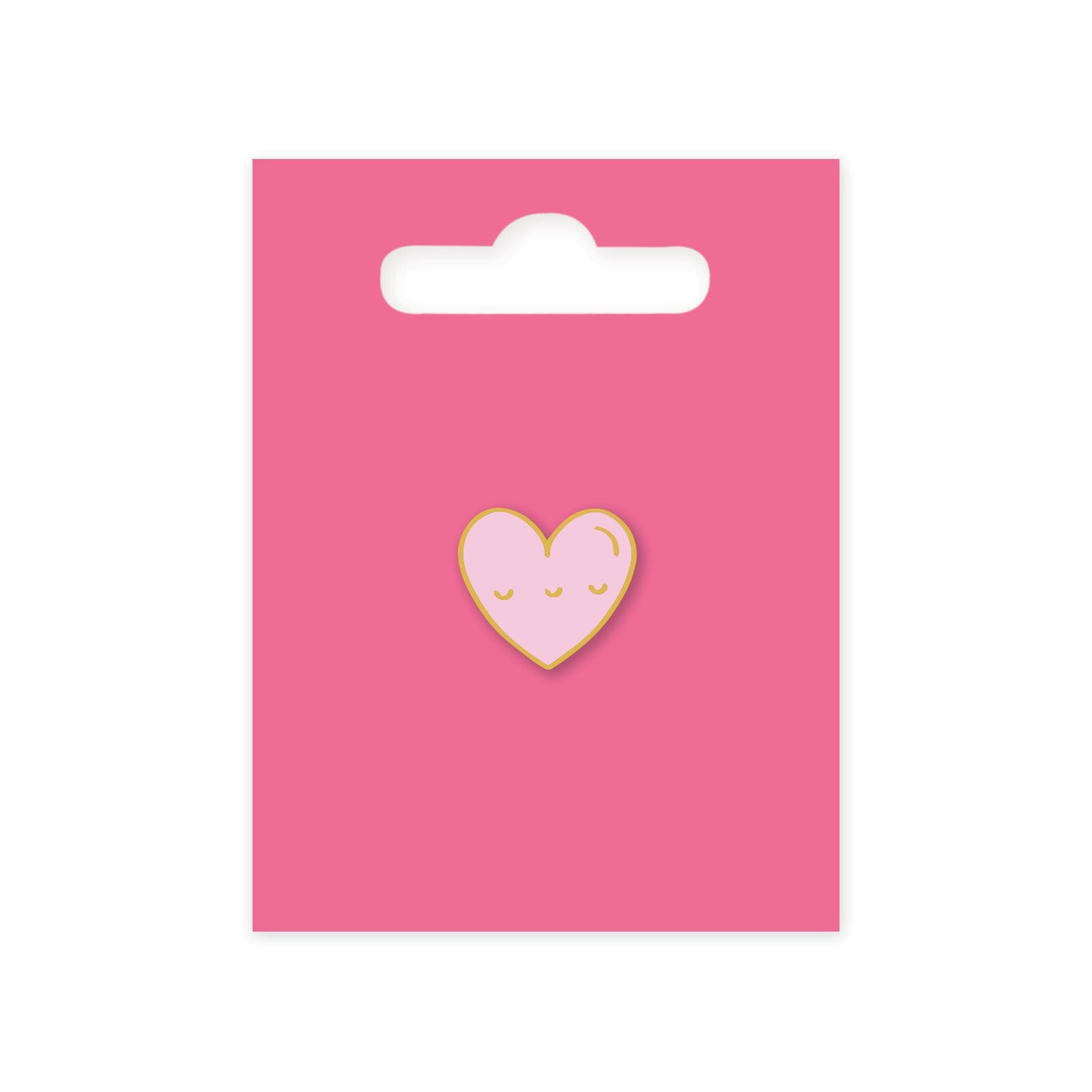 Heart Enamel Pin