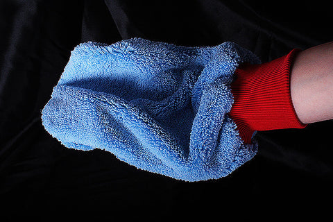 POLISHANGEL® | BLUE CLOUD | WASH MITT