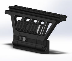 AK47 Hinged Side Rail Mount - HSRM        COMING SOON