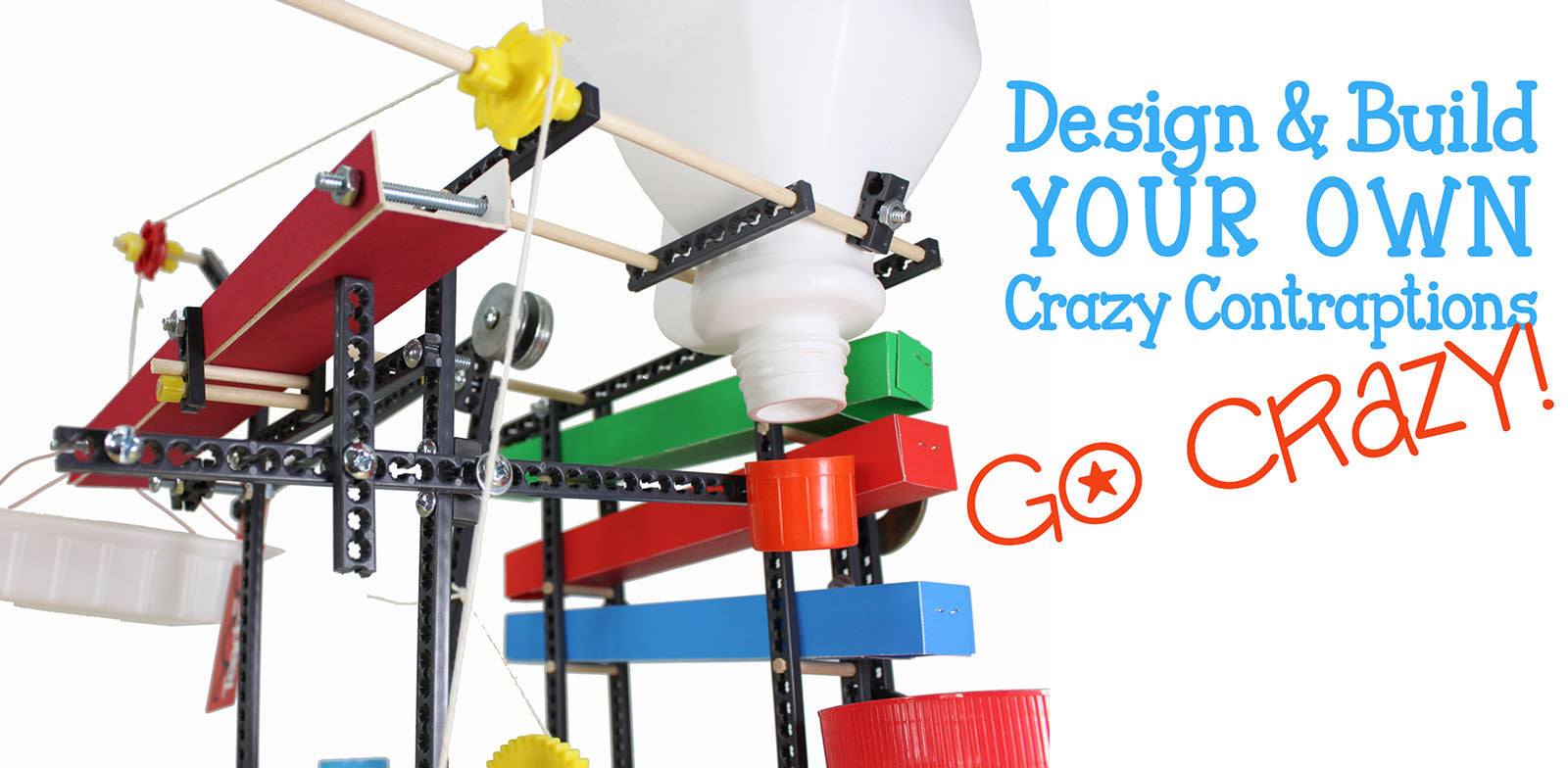 Crazy Contraptions Activity Documents