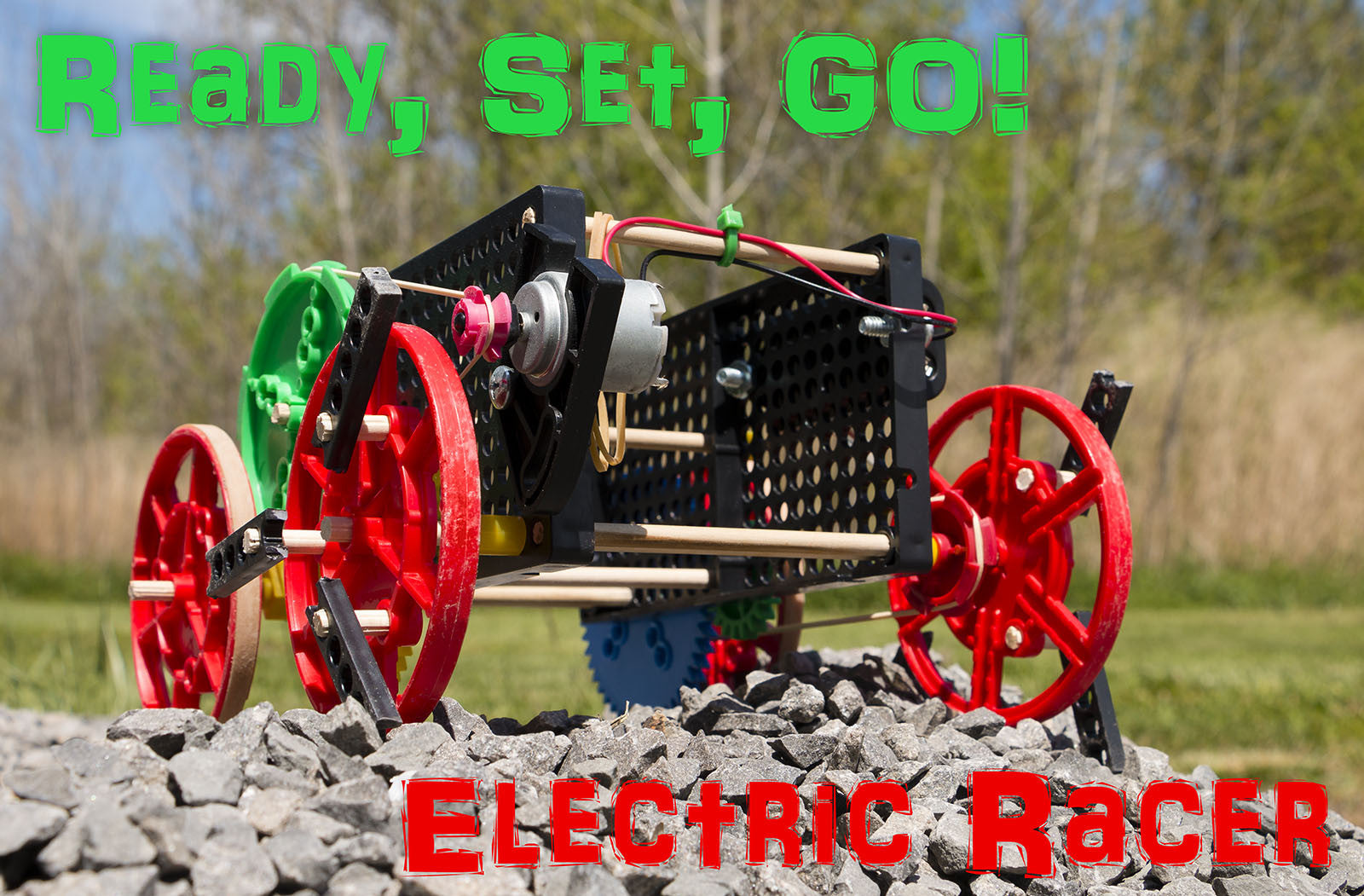Electric Racer Activity Documents