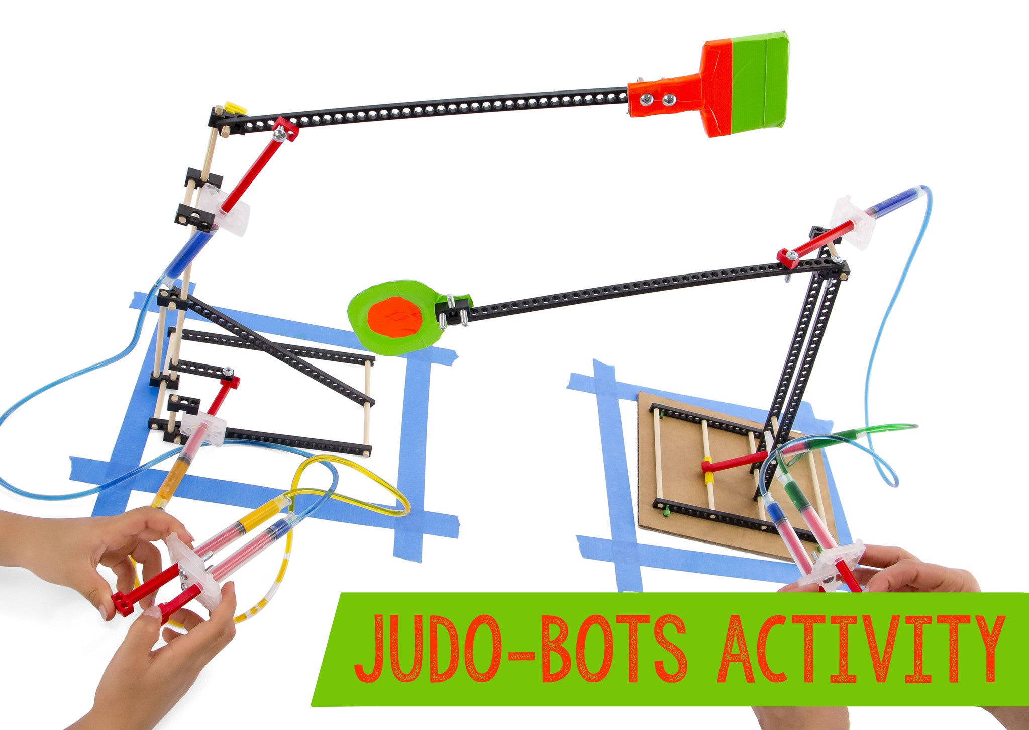 Judo-Bot Activity Documents