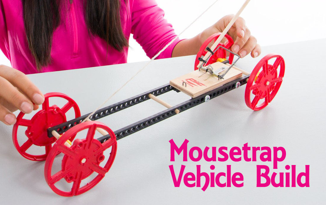 Mousetrap Vehicle Activity Documents
