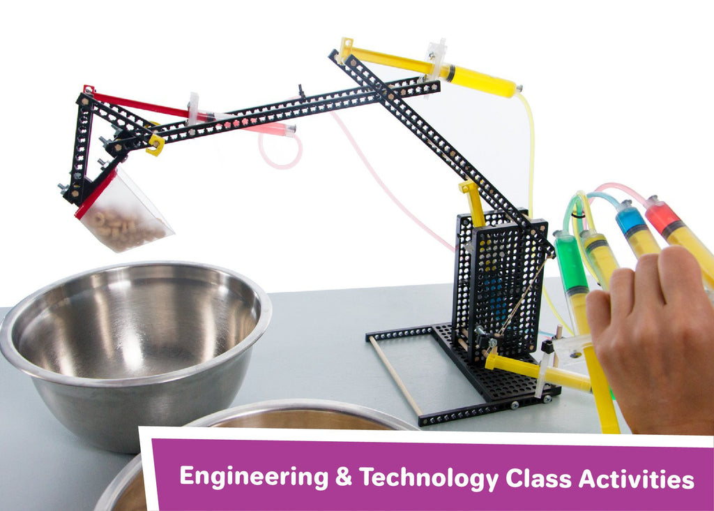 Engineering & Technology Class Activities