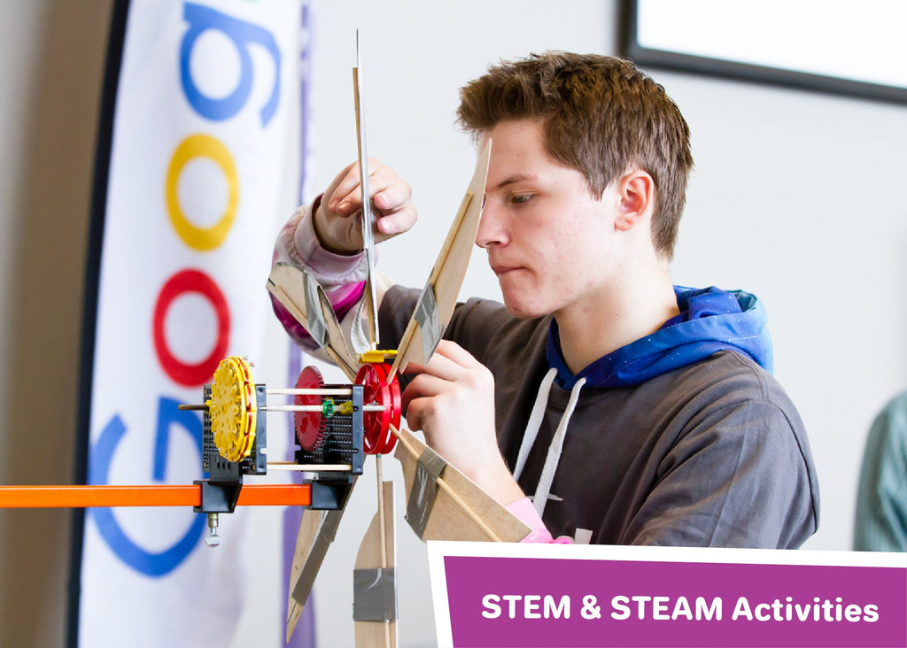 STEM & STEAM ACTIVITIES
