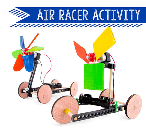 Air Racer Activity Documents Download Page