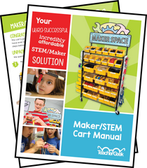 TeacherGeek Maker Cart Manual