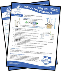 Wind Lift Challenge PDF download