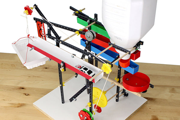 Crazy Contraptions Activity 10 Pack - TeacherGeek