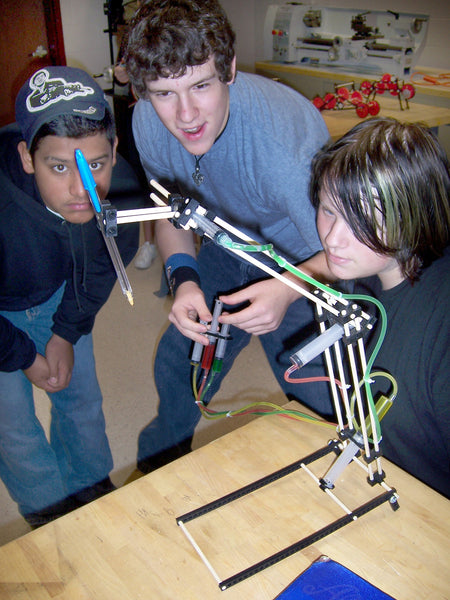 Basic Hydraulic Arm Activity - TeacherGeek