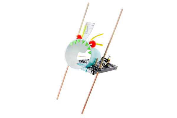 Ping-Pong Ball / Projectile Launcher Activity - TeacherGeek