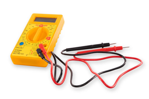 Digital Multimeter - TeacherGeek