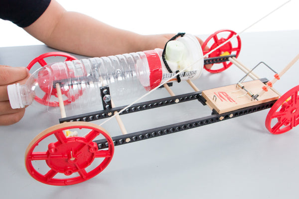 Mousetrap Vehicle Activity - TeacherGeek