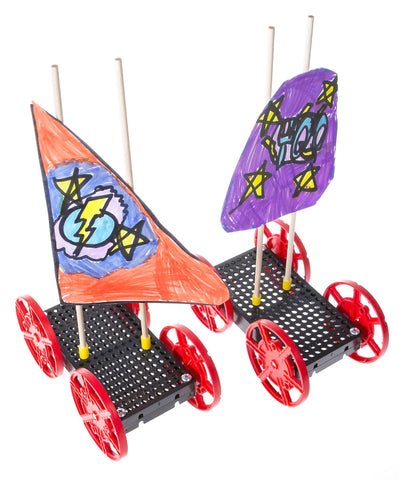 Sail Car Activity - TeacherGeek