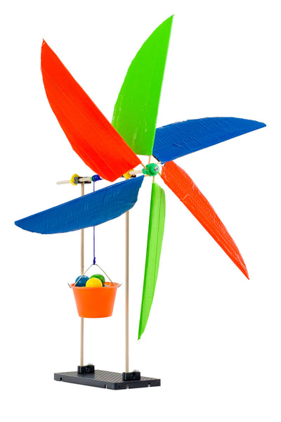 Wind Lift, Wind Turbine Activity