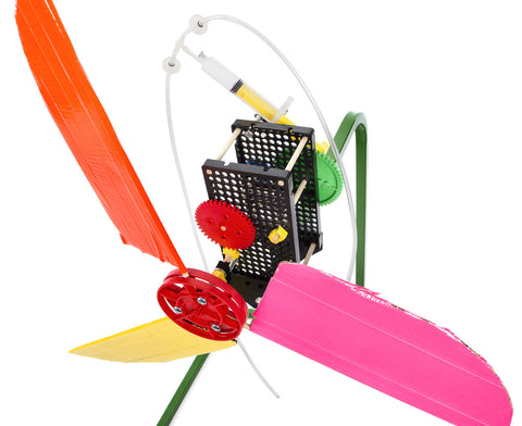 Wind Pump, Wind Turbine/Mill Activity - TeacherGeek