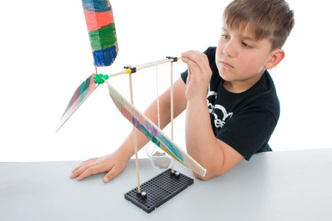 Wind Lift, Wind Turbine Activity - TeacherGeek