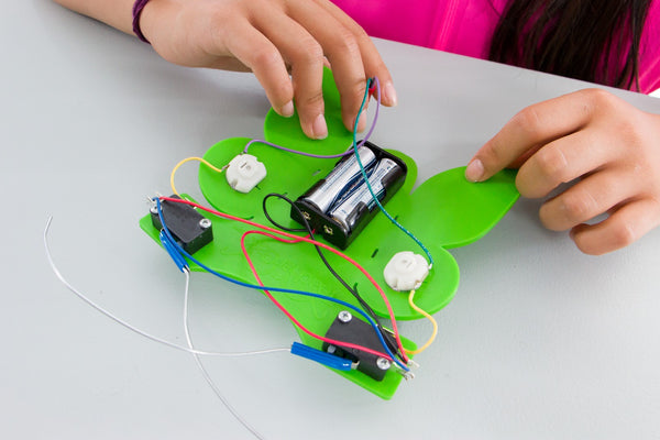 """Catch the Bug"" The Ultimate Electronics Activity - TeacherGeek"