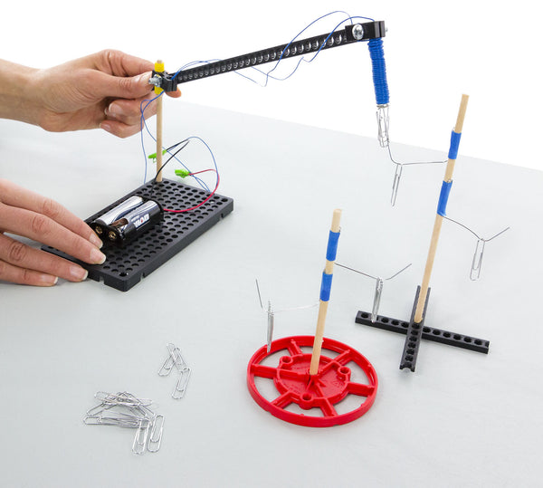Electromagnet Crane Activity - TeacherGeek