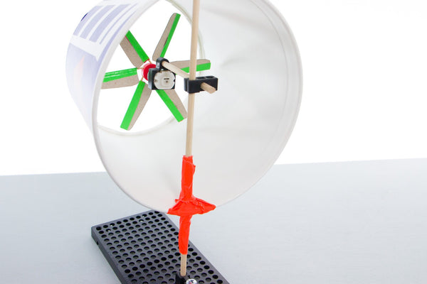 Mini Wind Turbine Activity - TeacherGeek