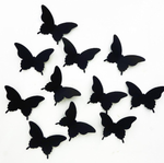 Paper Butterfly Stickers (20pcs)