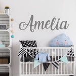 Personalized Name Sticker