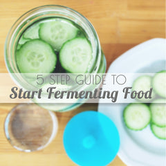 5 Step Guide to Fermenting Food