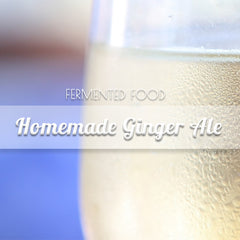 Homemade Ginger Ale Image